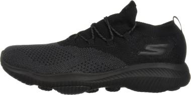 Skechers GOwalk Revolution Ultra - Black Grey