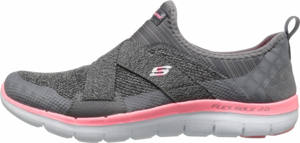 Skechers Flex Appeal 2.0 - New Image - Grigio Cccl (CCCL)