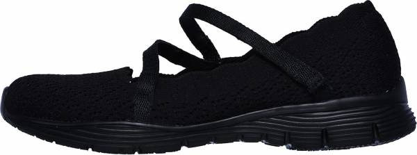 Skechers Seager - Strike Out - Black (10)