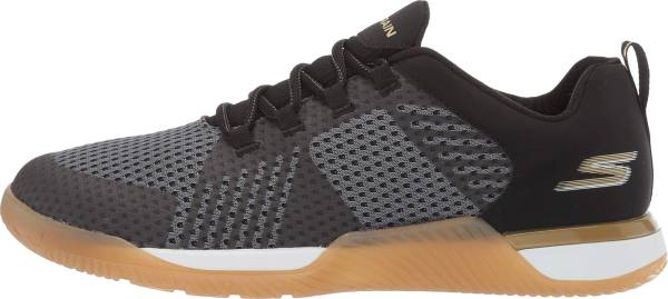Skechers GOtrain - Viper - Black/Gold (225)