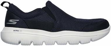 Skechers GOwalk Evolution Ultra - Impeccable - Navy Grey (NVGY)