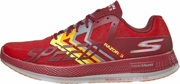 Skechers GOrun Razor 3 Hyper - Red/Orange (RDOR)