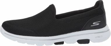 Skechers GOwalk 5 - Black (BKW)