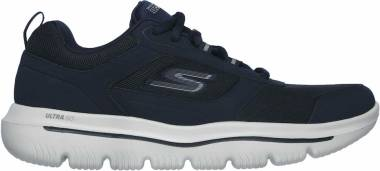 Skechers GOwalk Evolution Ultra - Enhance - Blu Navy Gray (NVGY)