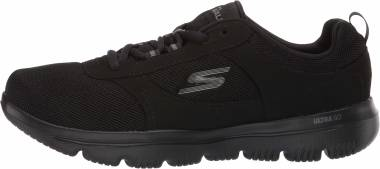 Skechers GOwalk Evolution Ultra - Enhance - Black (007)