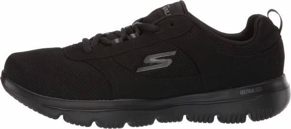 Skechers GOwalk Evolution Ultra - Enhance - BLACK (007)