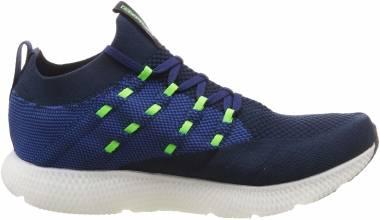 Skechers GOrun 7 - Navy/Lime (NVLM)