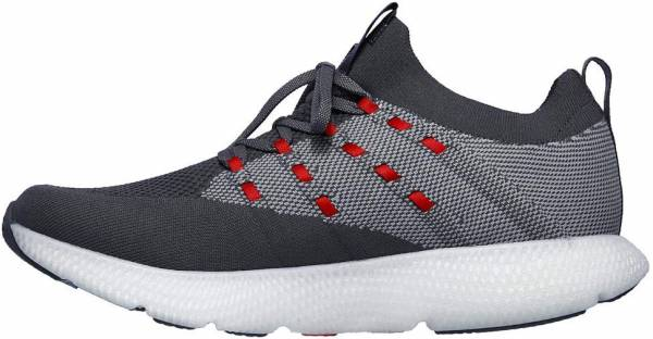 Skechers GOrun 7 Charcoal Red