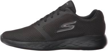 Skechers GOrun 600 - Refine - Black (Black) (55061EWW)