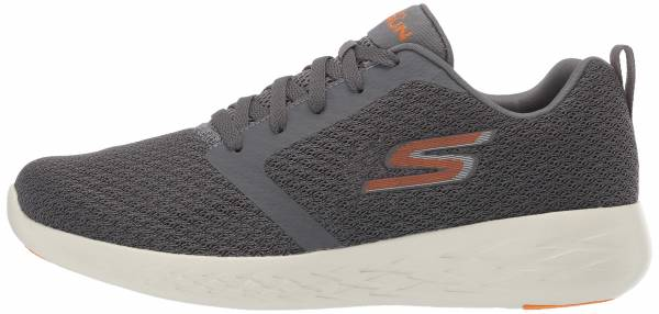 Skechers GOrun 600 - Circulate - Charcoal/Orange