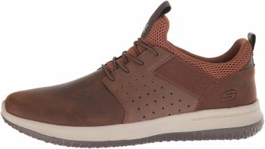 Skechers Delson - Axton - DARK BROWN