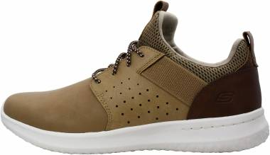 Skechers Delson - Axton - Light Brown (LTBR)