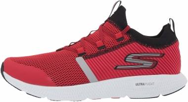 Skechers GOrun Horizon - Red/Black (RDBK)
