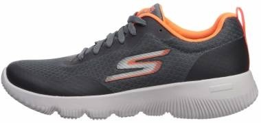 Skechers GOrun Focus - Charcoal/Orange