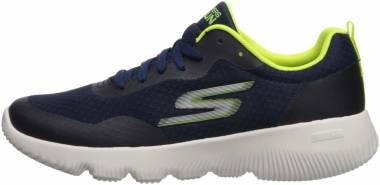 Skechers GOrun Focus - Navy/Lime (916)