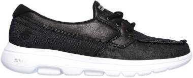 Skechers GOwalk 5 - Captivated - Black/White (BKW)