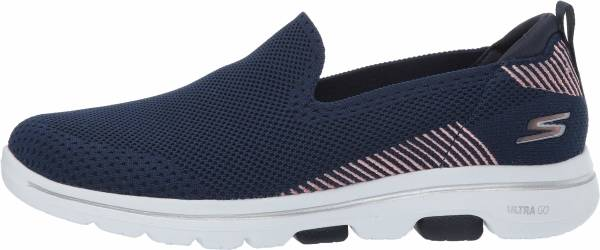 Skechers GOwalk 5 - Prized - Navy (NVY)