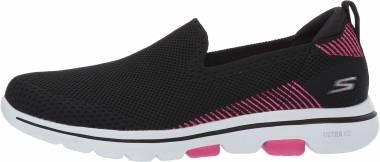 Skechers GOwalk 5 - Prized - Pink/Black (372)