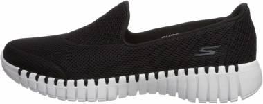 Skechers GOwalk Smart - Schwarz Weiß