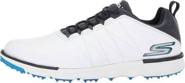 Skechers GO GOLF Elite v.3 - White/Navy (54523WNV)