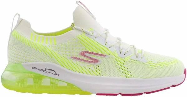 skechers womens white runners