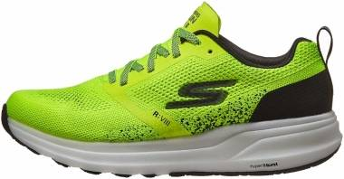 Skechers GOrun Ride 8 Hyper - Yellow/Black