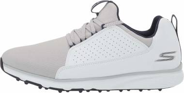 Skechers GO GOLF Mojo Elite - White Grey Fabric (WGY)