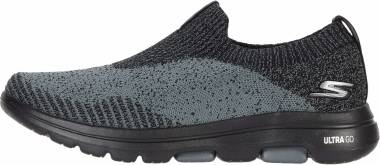 Skechers GOwalk 5 - Merritt - Black/Charcoal (BKCC)
