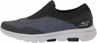 Skechers GOwalk 5 - Merritt - Black/Blue (BKBL)