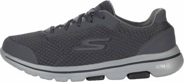 Skechers GOwalk 5 - Qualify - Grijs (CCBK)