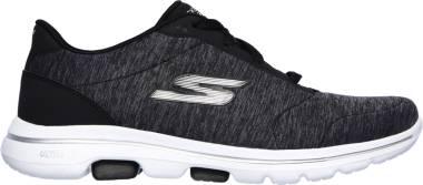 Skechers GOwalk 5 - True - Black/White (011)