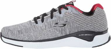 Skechers Solar Fuse - Kryzik - Grey Black (432)
