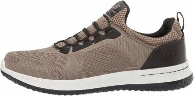 Skechers Delson Brewton - Tan (TAN)