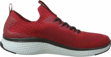 Skechers Solar Fuse - Red (RDBK)