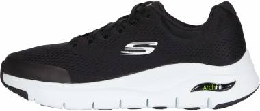Skechers Arch Fit - Black/White (232)