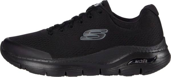 Skechers Arch Fit - Black/Black (007)