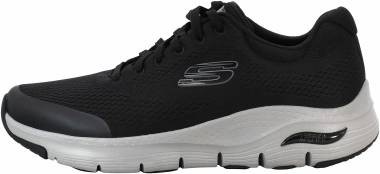 Skechers Arch Fit - Black/Grey (BKGY)