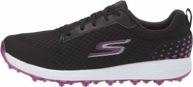 Skechers GOgolf Max - Fairway 2 - Black/Purple (BKPR)