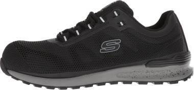 Skechers Work: Bulklin Comp Toe - Black (017)