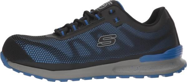 Skechers Work: Bulklin Comp Toe - Blue (426)