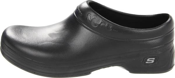 Skechers Work: Oswald - Clara - Black (BLK)