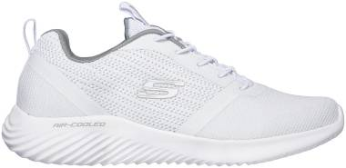 Skechers Bounder - White White Wht (WHT)