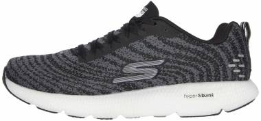 Skechers GOrun 7+ - Black/White (BKW)