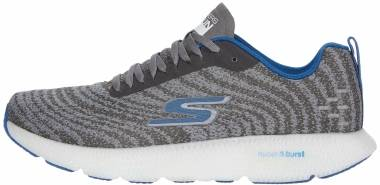 Skechers GOrun 7+ - Charcoal/Blue (CCBL)