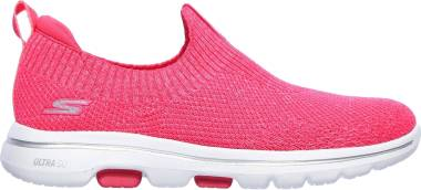 Skechers GOwalk 5 - Trendy - Hot Pink (PNK)