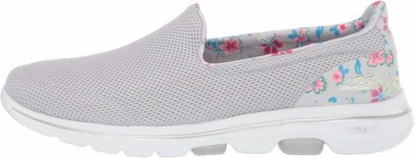 Skechers GOwalk 5 - Flowery - Multi (GYMT)
