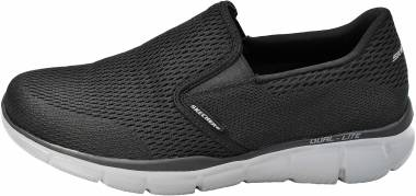 Skechers Equalizer Double Play - Black/Charcoal (BKCC)