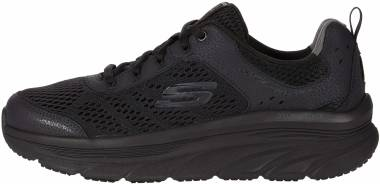 Skechers D'Lux Walker - Black (007)
