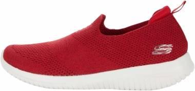 Skechers Ultra Flex - Harmonious - Red (RED)