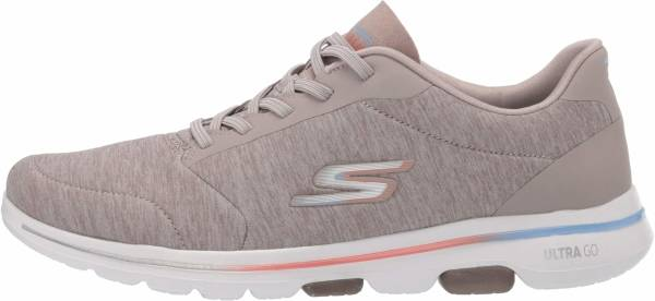 Skechers GOwalk 5 - Prodigy - Taupe (TPCL)